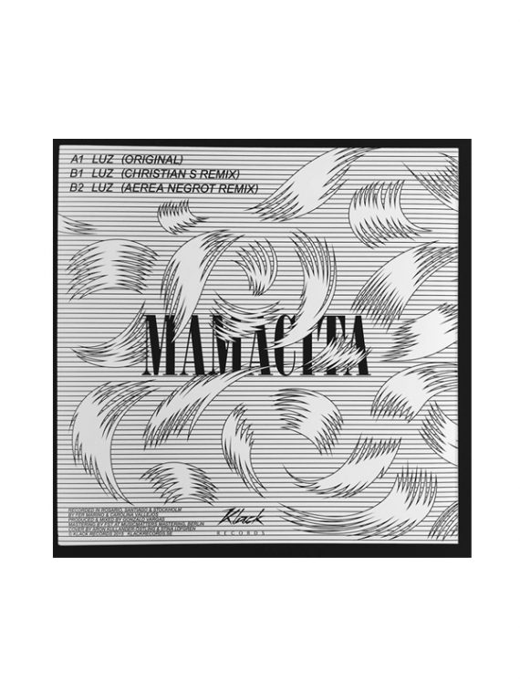 MAMACITA - Luz Ep