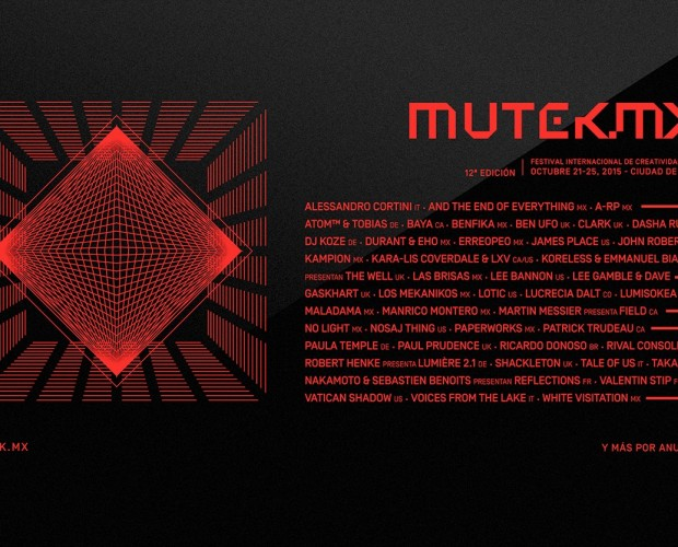 Mutek México 2015