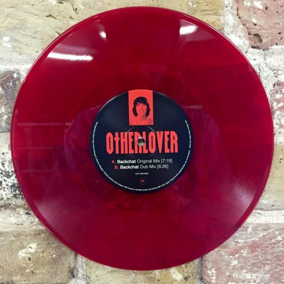 otherlover - Backchat red vinyl mexico