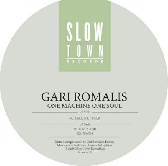 Gary Romalis – One Machine One Soul
