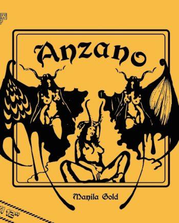 Manzano - Manila Gold vinyl