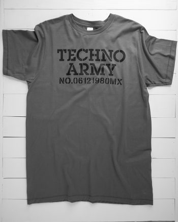 Playera Techno Army