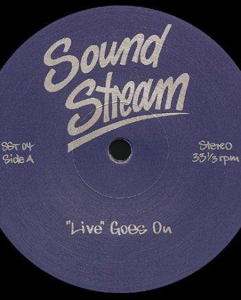 Sound Stream - Live Goes On vinyl