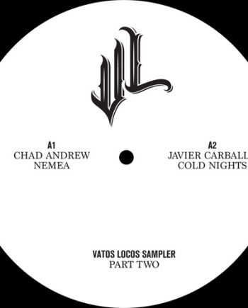 Vatos Locos Sampler Part two vinyl