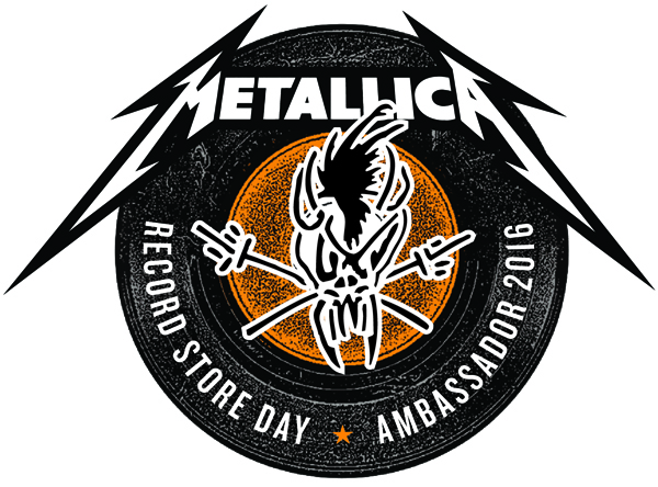 Record Store Day Metallica Ambassador