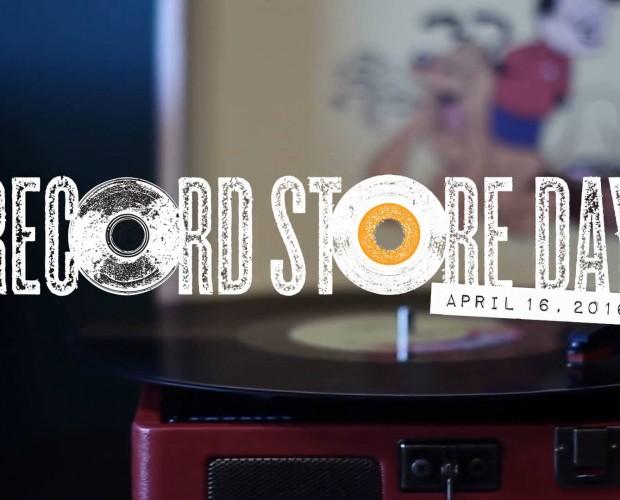 Todo lo que necesitas saber del Record Store Day