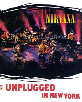 Nirvana - MTV Unplugged in New York vinilo