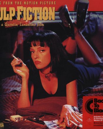 Pulp Fiction Soundtrack disco de vinil