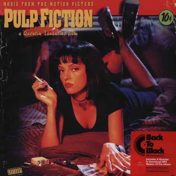 Pulp Fiction Soundtrack disco de vinil