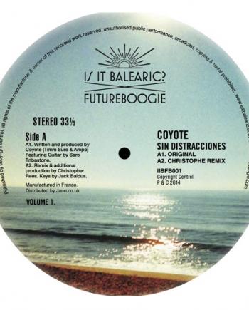 Coyote/Felix Dixon & Jamie Read - Sin Distracciones