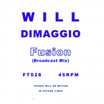 Will Dimagro - Fusion (Broadcast mix) vinilo