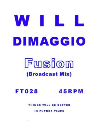 Will Dimagro - Fusion (Broadcast mix) vinilo