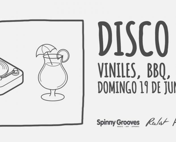 Disco Brunch - mercado de discos de vinilo en cancun