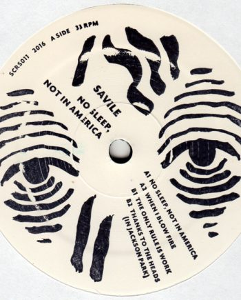 Sevilla - No Sleep, Not In America vinyl - discos de vinilo