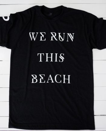 Playera color negro - Black Room