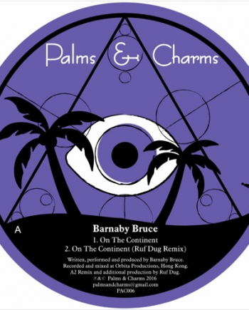 Barnaby Bruce - On The Continent EP vinyl