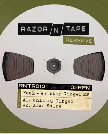 Fock - Whiskey Ginger EP VINYL