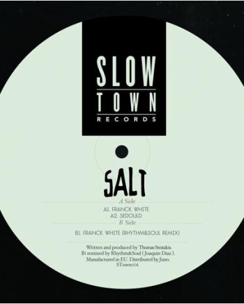 Salt - Franck White EP vinyl