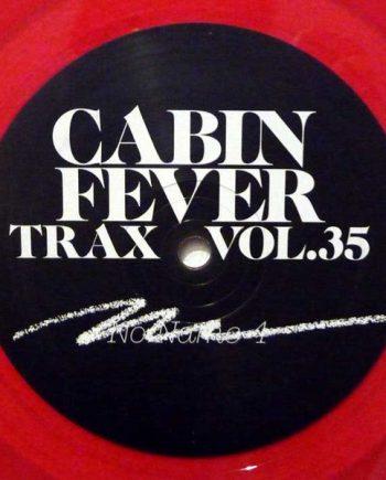 Cabin Fever - Trax Vol. 35 vinyl