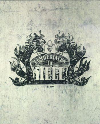 The Best of Lumberjacks In Hell vinyl