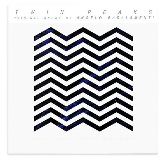 Angelo Badalamenti – Twin Peaks disco de vinilo