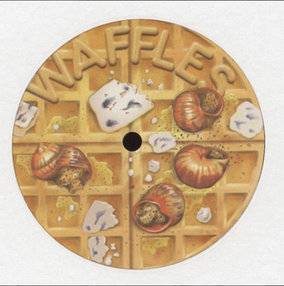 Waffles 004 vinyl