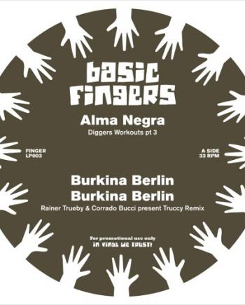 Alma Negra - Diggers Workout 3 | Discos de vinilo
