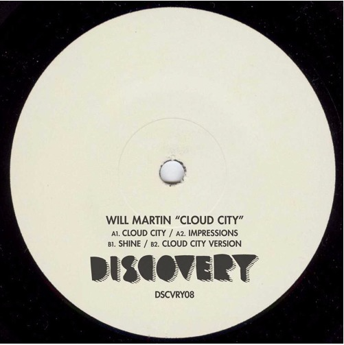 Will Martin - Cloud City | Discos de vinilo
