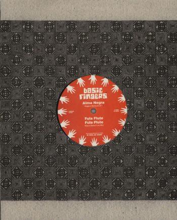 Alma Negra – Digger's Workout Part 1 Discos de vinilo