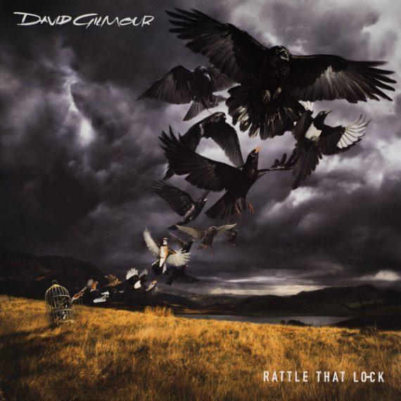 Discos de vinilo | David Gilmour - Rattle that Lock