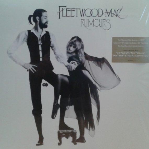 Fleetwood Mac - Rumours | disco de vinilo playa del carmen vinyl