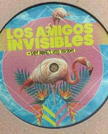 Los Amigos Invisibles - Stay/Río Porque No Fue Un Sueño | Tienda de discos