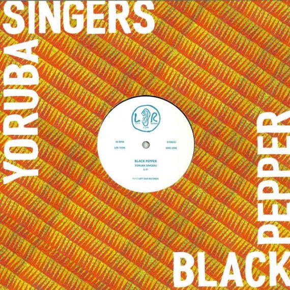 Tinda de discos | Yoruba Singers - Black Pepper