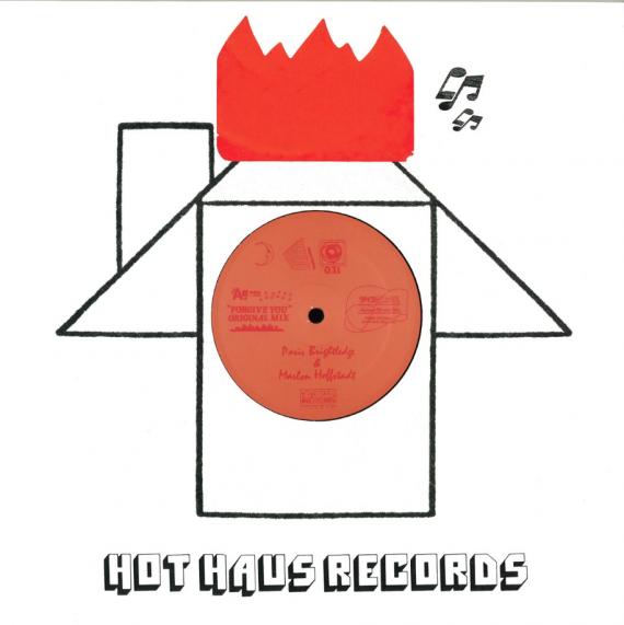 Paris Brightledge / Marlon Hoffstadt - Forgive You disco de vinilo