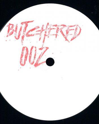 BUTCHERED 002 - The Funk   disco de vinilo