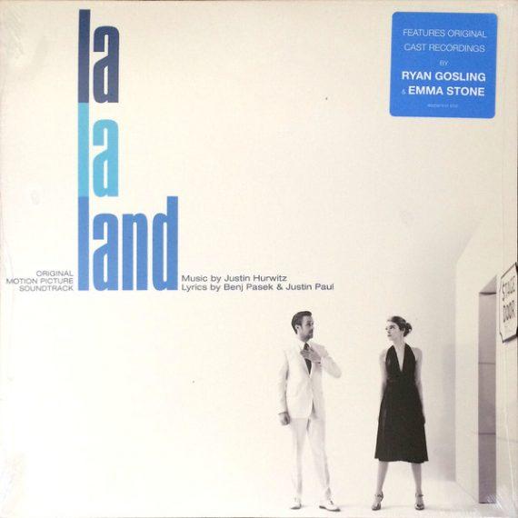 La la land (Soundtrack) vinyl