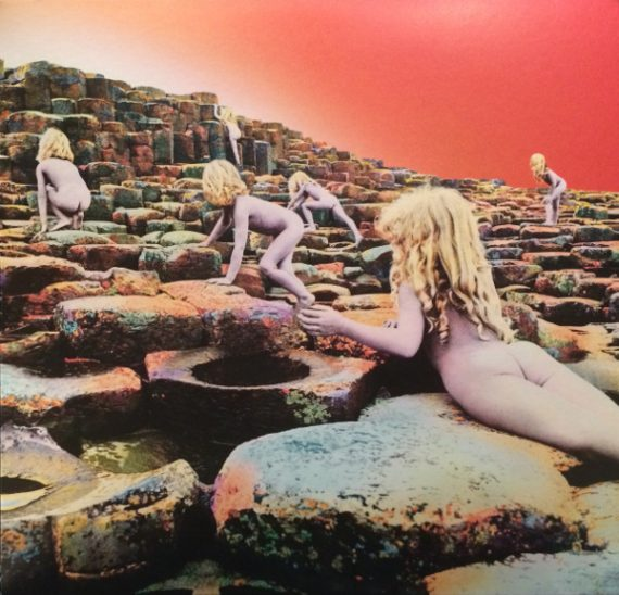 Led Zeppelin - The Houses of The Holy disco de vinilo