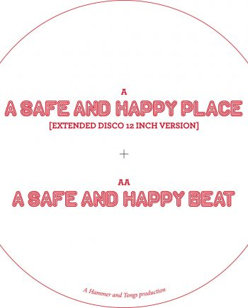Powerdance - Safe & Happy Place vinyl