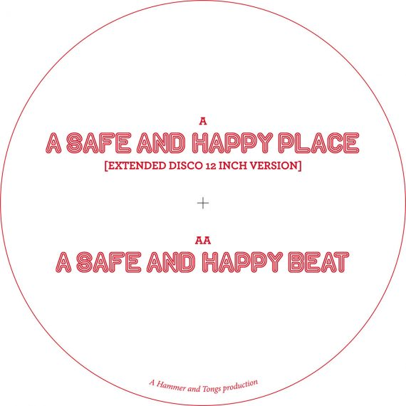 Powerdance - Safe & Happy Place vinyl