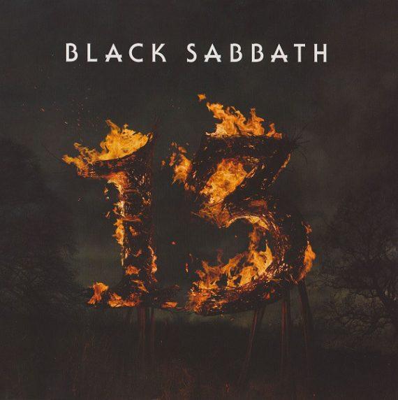 Black Sabbath - 13 discos de vinilo