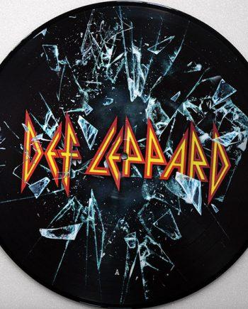 Discos de vinilo de Def Leppard