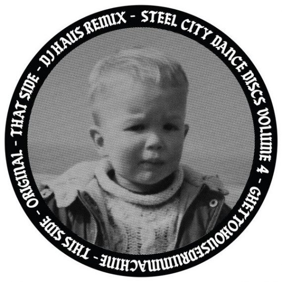 Steel City Dance Discs Vol. 4 vinyl