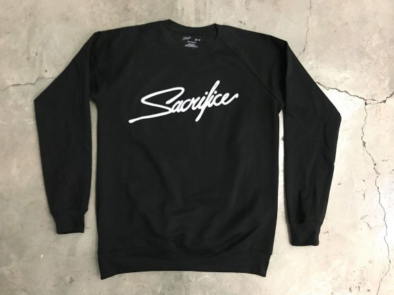Sudadera Sacrifice - Black Room