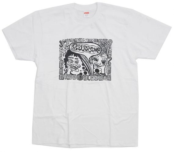 Playera Supreme Mexico - Black Room