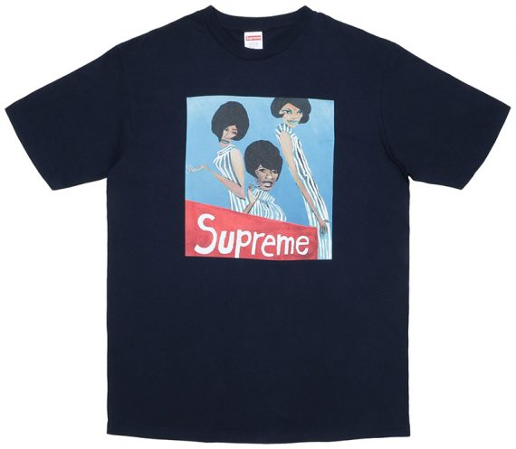 Supreme Mexico - Group Tee - Black Room