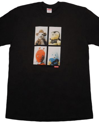 Supreme Mexico Mike Kelly AhhYouth Tee - Black Room