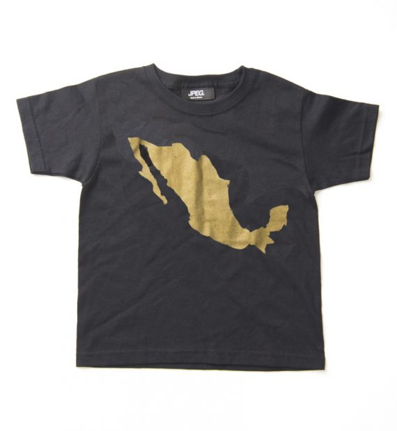 Playera JPEG Mexico - Black Room Streetwear