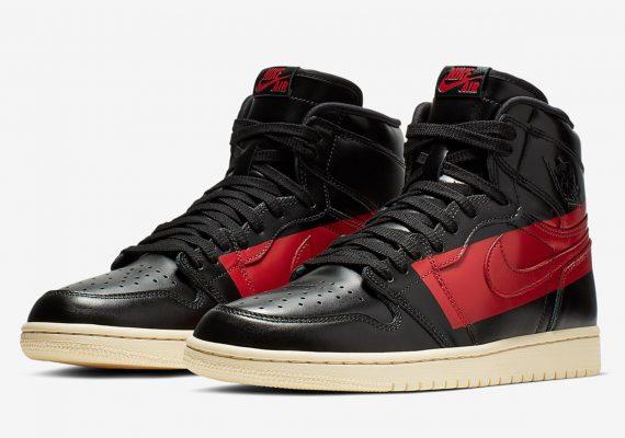 Air Jordan 1 Defiant Couture - Black Room