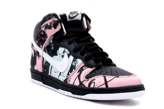 U.N.K.L.E. Nike SB Dunk High Pro