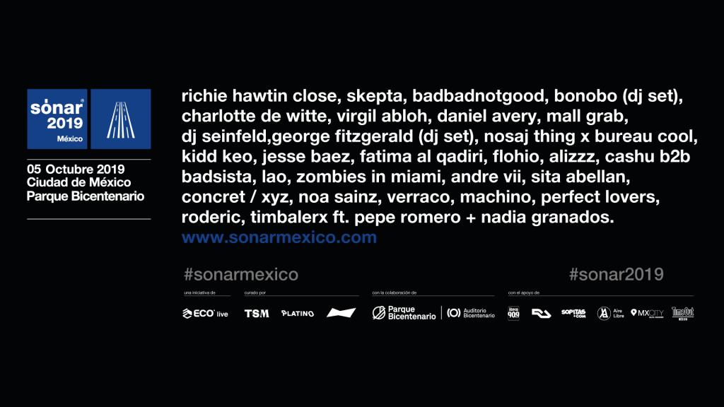 Sonar MEXICO 2019